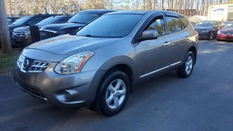 2013 Nissan Rogue for sale at GA Auto IMPORTS  LLC in Buford GA