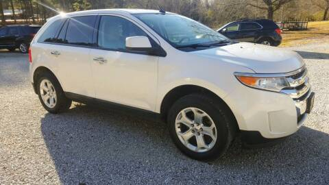 2011 Ford Edge for sale at Victory Auto Sales LLC in Mooreville MS