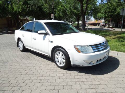 2009 Ford Taurus for sale at Family Truck and Auto.com in Oakdale CA