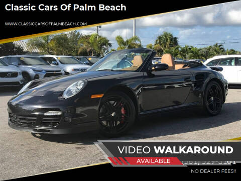 2008 Porsche 911 for sale at Classic Cars of Palm Beach in Jupiter FL