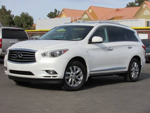 2014 Infiniti QX60 for sale at Best Auto Buy in Las Vegas NV
