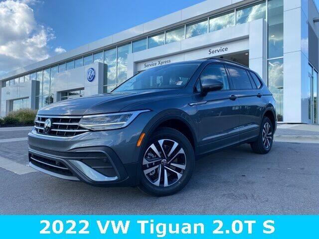 2022 Volkswagen Tiguan for sale in Huntsville, AL