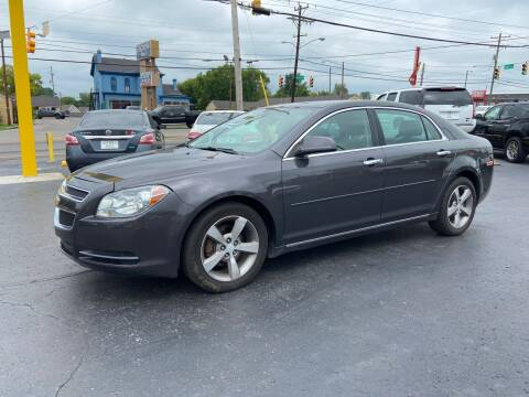 2012 Chevrolet Malibu for sale at Rucker's Auto Sales Inc. in Nashville TN
