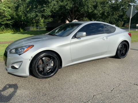 2013 Hyundai Genesis Coupe for sale at P J Auto Trading Inc in Orlando FL