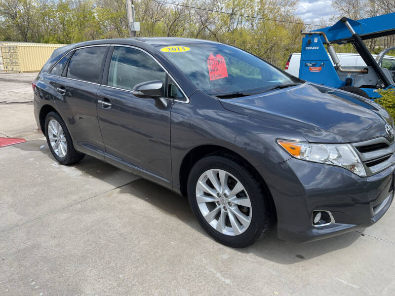2013 Toyota Venza for sale at Foust Fleet Leasing in Topeka KS