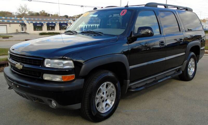 2005 Chevrolet Suburban for sale at Waukeshas Best Used Cars in Waukesha WI