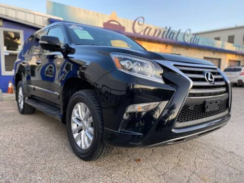 2016 Lexus GX 460 for sale at Capital City Automotive in Austin TX