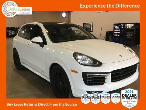 2016 Porsche Cayenne for sale at Dallas Auto Finance in Dallas TX