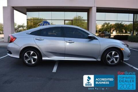2019 Honda Civic for sale at GOLDIES MOTORS in Phoenix AZ
