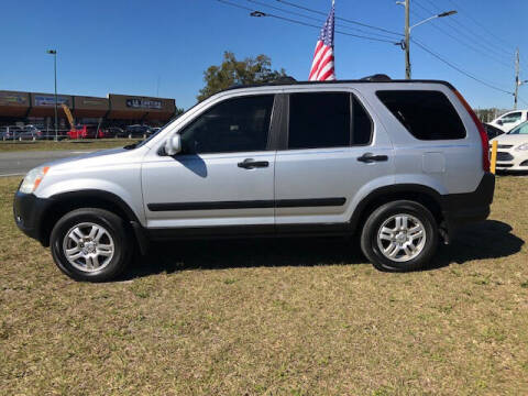 2004 Honda CR-V for sale at Unique Motor Sport Sales in Kissimmee FL