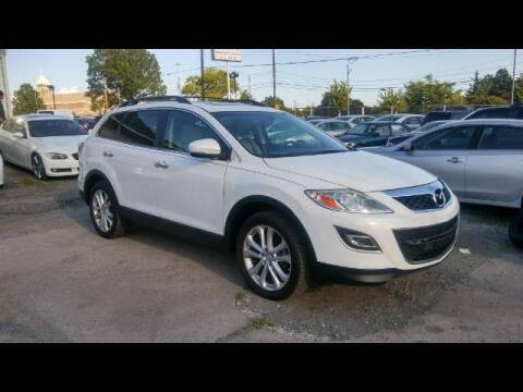 2011 Mazda CX-9 for sale at Specialty Bank Liquidators in Greensboro NC
