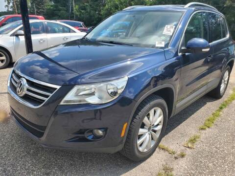 2011 Volkswagen Tiguan for sale at Extreme Auto Sales LLC. in Wautoma WI
