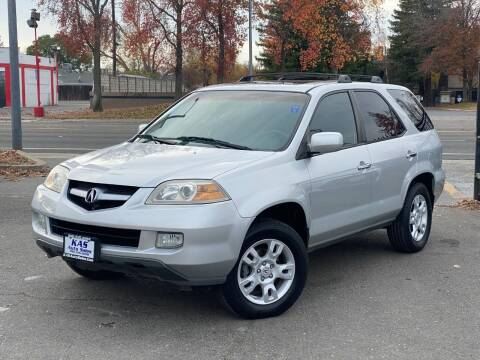 2006 Acura MDX for sale at KAS Auto Sales in Sacramento CA
