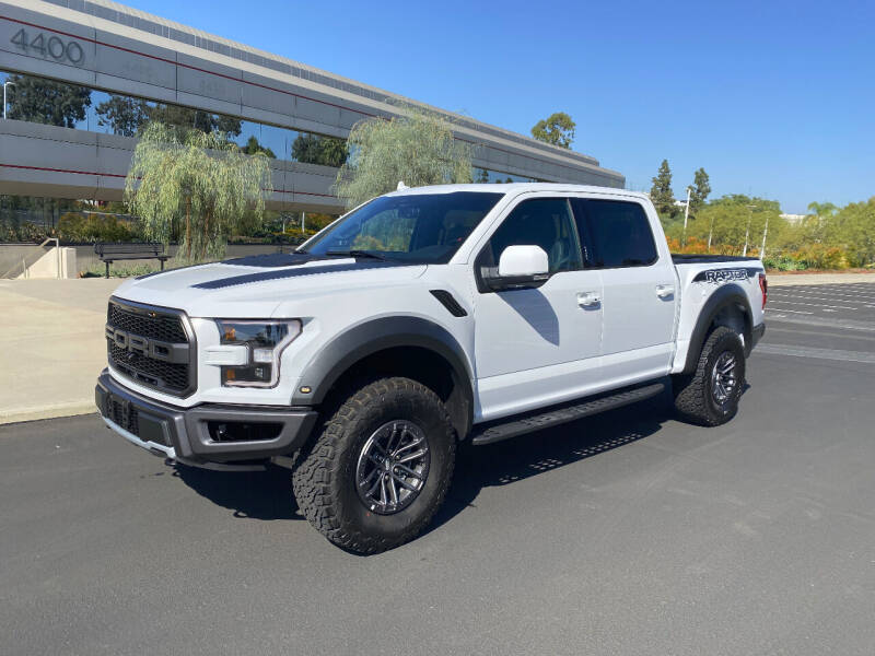 2020 Ford F-150 for sale at CAS in San Diego CA