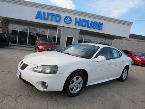 2008 Pontiac Grand Prix for sale at Auto House Motors in Downers Grove IL