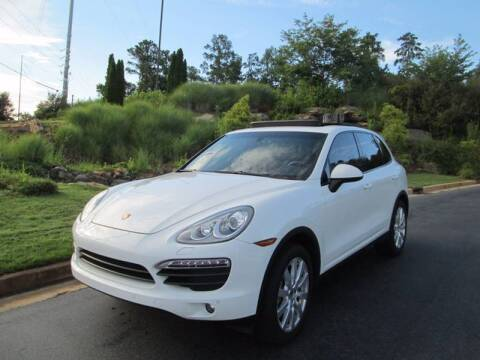 2014 Porsche Cayenne for sale at Downtown Motors in Macon GA