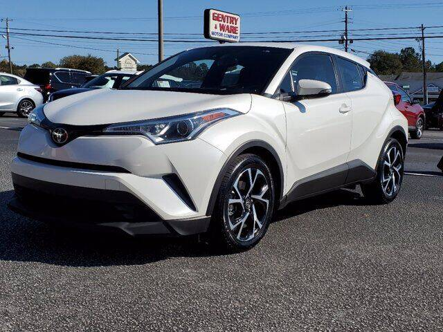 2018 Toyota C-HR for sale at Gentry & Ware Motor Co. in Opelika AL