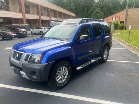 2014 Nissan Xterra for sale at Selective Imports in Woodstock GA