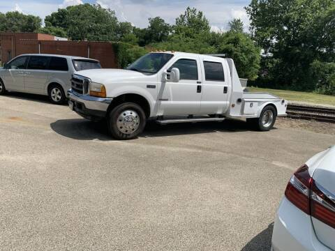 2004 Ford F-550 Super Duty for sale at TRAIN STATION AUTO INC in Brownsville PA