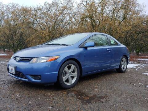 2006 Honda Civic for sale at M AND S CAR SALES LLC in Independence OR