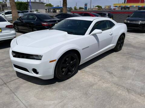 2012 Chevrolet Camaro for sale at A AND A AUTO SALES in Gadsden AZ
