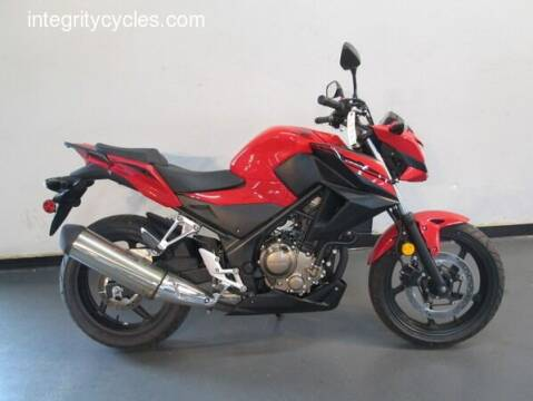 2017 Honda CB 300F for sale at INTEGRITY CYCLES LLC in Columbus OH