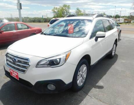 2017 Subaru Outback for sale at Will Deal Auto & Rv Sales in Great Falls MT