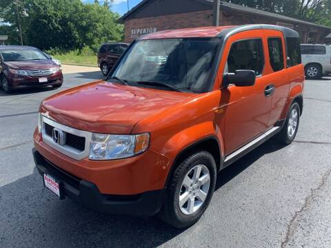 2011 Honda Element for sale at Superior Used Cars Inc in Cuyahoga Falls OH