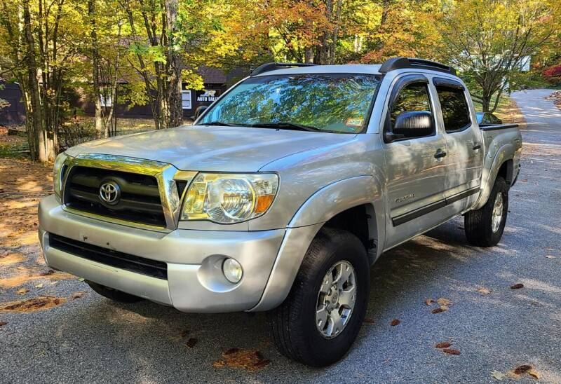 2007 Toyota Tacoma for sale at JR AUTO SALES in Candia NH