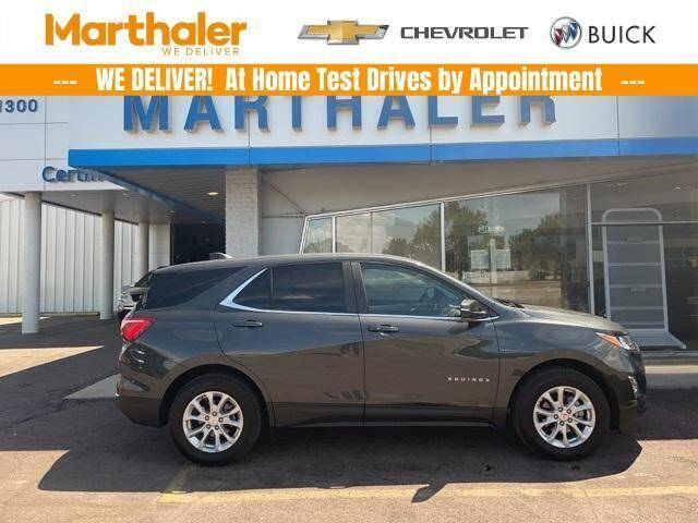 2021 Chevrolet Equinox for sale in Redwood Falls, MN