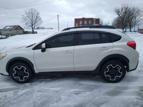 2013 Subaru XV Crosstrek for sale at Dealz on Wheelz in Ewing KY