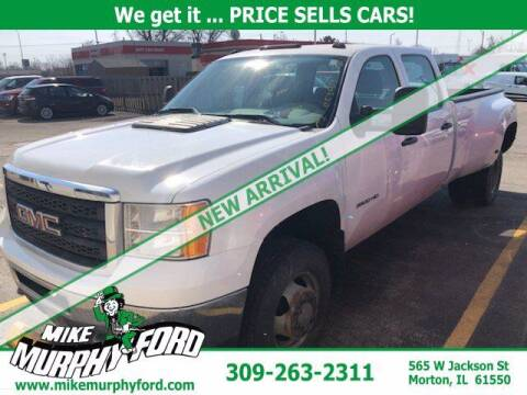 2013 GMC Sierra 3500HD for sale at Mike Murphy Ford in Morton IL