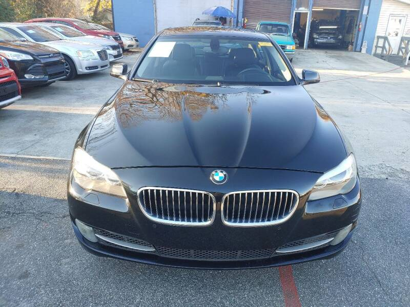 2012 BMW 5 Series for sale at Adonai Auto Broker in Marietta GA