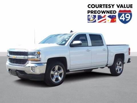 2018 Chevrolet Silverado 1500 for sale at Courtesy Value Pre-Owned I-49 in Lafayette LA