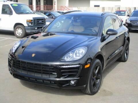 2018 Porsche Macan for sale at Convoy Motors LLC in National City CA