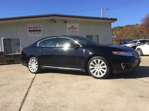 2012 Lincoln MKS for sale at BARD'S AUTO SALES in Needmore PA