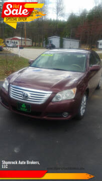 2010 Toyota Avalon for sale at Shamrock Auto Brokers, LLC in Belmont NH