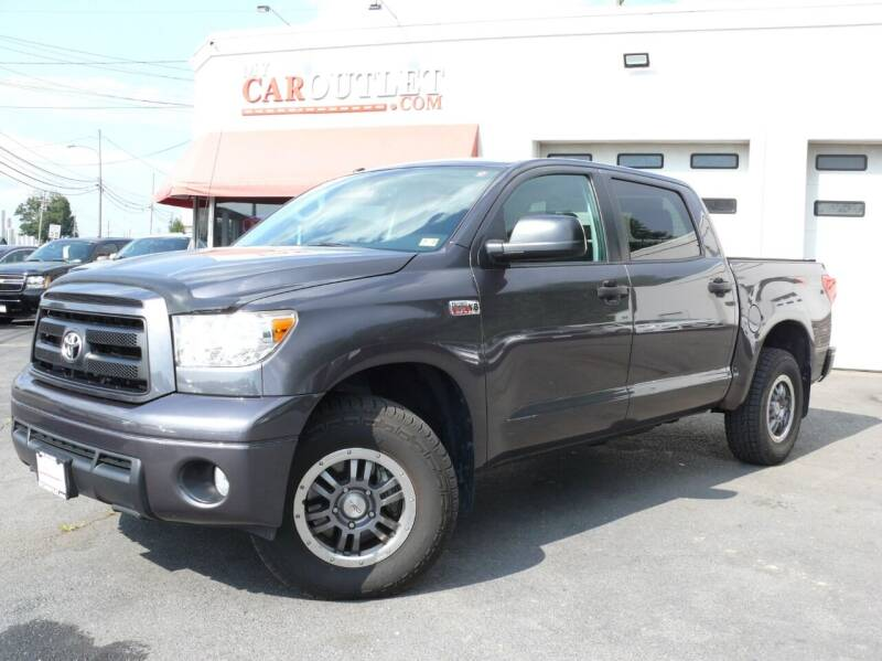 2011 Toyota Tundra for sale at MY CAR OUTLET in Mount Crawford VA