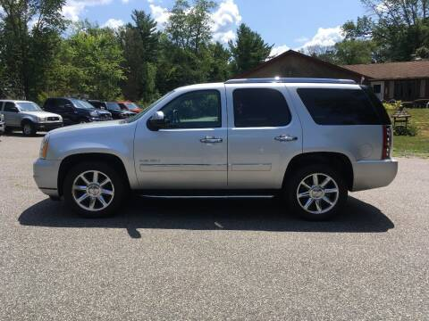 2010 GMC Yukon for sale at Lou Rivers Used Cars in Palmer MA
