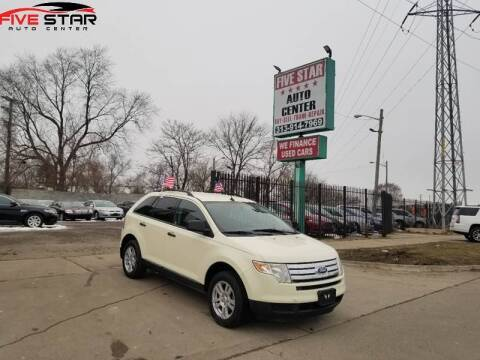 2008 Ford Edge for sale at Five Star Auto Center in Detroit MI