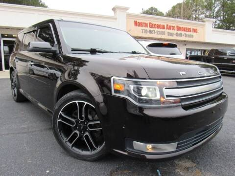 2013 Ford Flex for sale at North Georgia Auto Brokers in Snellville GA
