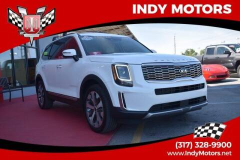 2021 Kia Telluride for sale at Indy Motors Inc in Indianapolis IN