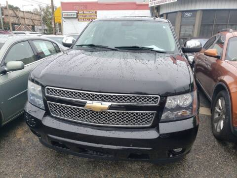 2008 Chevrolet Suburban for sale at Jimmys Auto INC in Washington DC