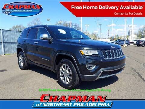 2015 Jeep Grand Cherokee for sale at CHAPMAN FORD NORTHEAST PHILADELPHIA in Philadelphia PA