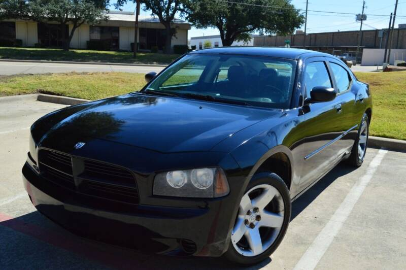 2009 Dodge Charger for sale at E-Auto Groups in Dallas TX