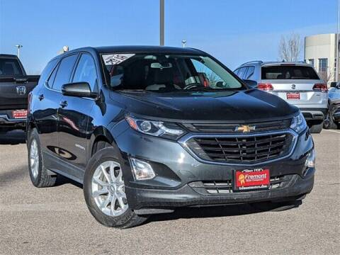2018 Chevrolet Equinox for sale at Rocky Mountain Commercial Trucks in Casper WY