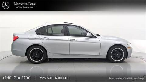 2013 BMW 3 Series for sale at Mercedes-Benz of North Olmsted in North Olmsted OH