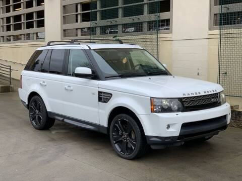 2012 Land Rover Range Rover Sport for sale at LANCASTER AUTO GROUP in Portland OR