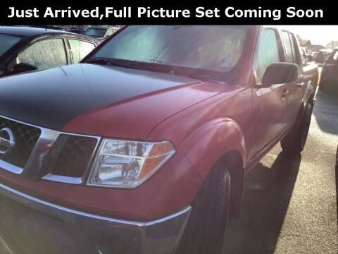 2005 Nissan Frontier for sale at Royal Moore Custom Finance in Hillsboro OR