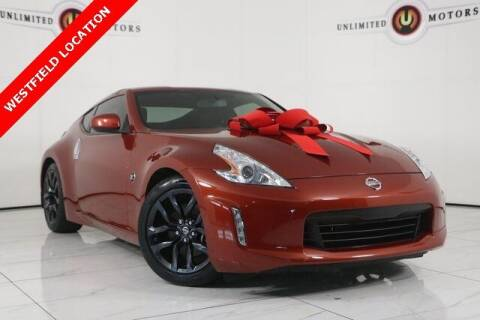 2015 Nissan 370Z for sale at INDY'S UNLIMITED MOTORS - UNLIMITED MOTORS in Westfield IN